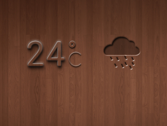 how to change location on weather widget android