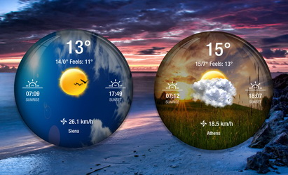 Crystal Ball Weather